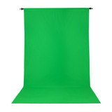 Promaster Wrinkle Resistant Backdrop 10'x12'- Green