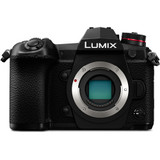 Panasonic Lumix DC-G9 Mirrorless Micro 4/3 Camera Body