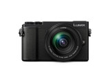 Panasonic Lumix DC-GX9 Mirrorless Micro Four Thirds Digital Camera with 12-60mm Lens- Black