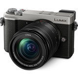 Panasonic Lumix DC-GX9 Mirrorless Micro Four Thirds Digital Camera with 12-60mm Lens- Silver