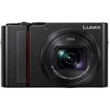 Panasonic Lumix DC-ZS200 Digital Camera- Black