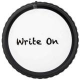 Promaster Write-On Rear Lens Cap- Fuji X