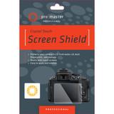 ProMaster Crystal Touch Screen Shield LCD Protector - Panasonic G9, GX85, GX80, GX7 MKII, G85, LX15, LX10