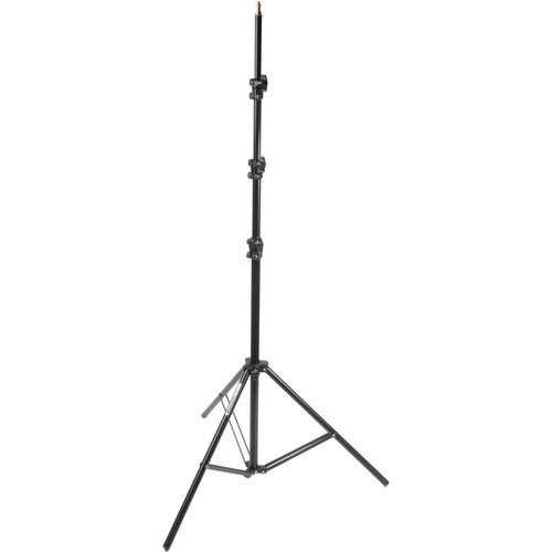 Manfrotto 368B 11FT Basic Black Light Stand