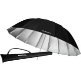 Westcott Parabolic Umbrella 7ft Silver