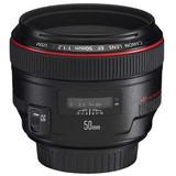 Canon EF 50mm f / 1.2L USM
