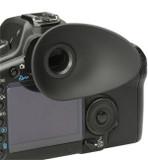 Hoodman HoodEye 22mm Eyecup - Fits Square Nikon