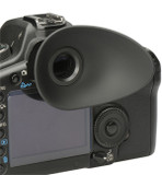 Hoodman HoodEye 22mm Eyecup - Fits Round Nikon
