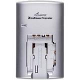 Promaster XtraPower Traveler + Charger- Interchangable Lens Camera Batteries