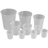 Delta Mixing Cup Set