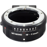 Metabones Nikon G to Fuji X-Mount Adapter