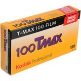 Kodak TMX 120mm T-Max 100 B&W Film- 5-Roll ProPack