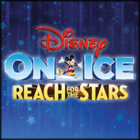 2018 Education Offers - Disney on Ice presents Reach for the Stars Promenade Level Seats