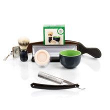 50% off Wet Shaving Set German Made DOVO Solingen Straight Razor