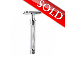 MUHLE R89 GRANDE CHROME SAFETY RAZOR