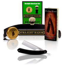 Straight American 7/8 Square Tip With Full Shave Set