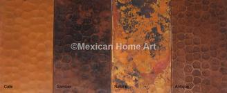 Copper Patinas
