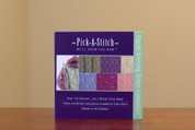 Pick-A-Stitch Digital Stitch Collection CD