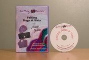 Felting Bags and Hats DVD