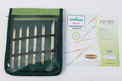 Knitter's Pride Bamboo Interchangeable Circular Deluxe Set