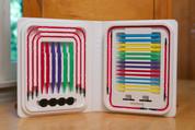 Denise Interchangeable Knitting Needles - Brights!