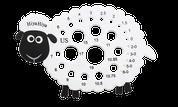 Sheep Needle Gauge Metric & US