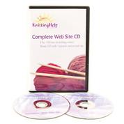 KnittingHelp.com Web Site CD