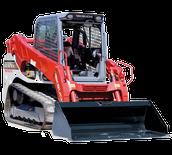 New Takeuchi TL12V2 6t 111hp Vertical Lift Track Loader