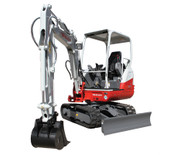 New Takeuchi TB230 2.9t Conventional