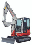 New Takeuchi TB240 4t Conventional
