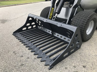 New : Rake Bucket Dingo Kanga Mini Loader for Hire