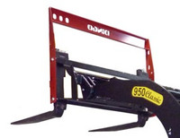 New : Pallet Forks Dingo Kanga Mini Loader for Hire