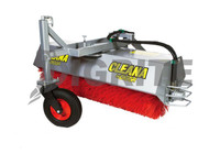 New Digga Skid Steer Angle Broom