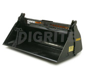 New Digga Skid Steer Tilting 4 in 1 Bucket