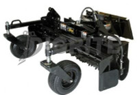 Digga Skid Steer Power Rake for sale at digrite