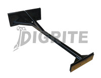 High Quality Skid Steer Under Conveyor Belt Scraper For Sale At Digrte