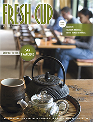 Fresh Cup Magazine April 2008