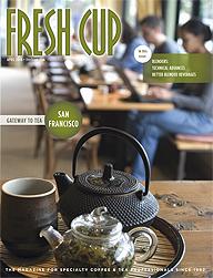 Fresh Cup Magazine April 2008