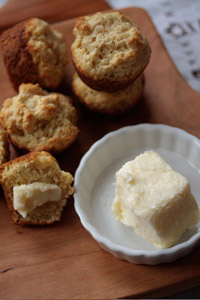 cornmeal-biscuits-and-fresh-cultured-tea-butter