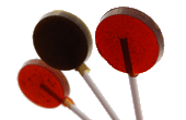 Tea Infused Lollipops