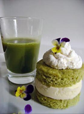 Matcha Tea Cake