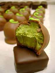 Matcha Green Tea Truffle