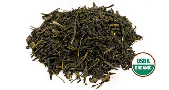 Sencha, a popular green tea from Japan