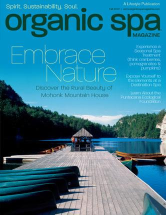 Organic Spa Fall 07