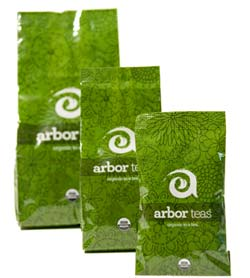 Arbor Teas New Packaging