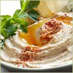 Chamomile Hummus