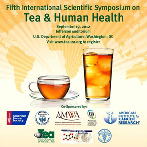 5th International Symposium on Tea & Human Health