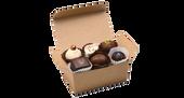 Tea Infused Chocolate Truffles