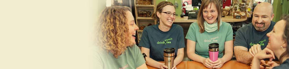 the arbor teas team