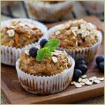 Super Chai Vegan Pumpkin Muffins